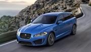 Jaguar XFR-S : livraison express