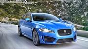 Jaguar XFR-S-Sportbake : présentation à Genève