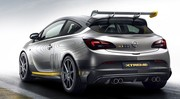 Opel Astra OPC Extreme : carbone à gogo