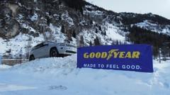 Pneus hiver et sécurité : notre reportage vidéo avec Goodyear
