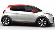 Nouvelle Citroën C1 Swiss & Me Concept : le clin d'oeil des chevrons à la Suisse