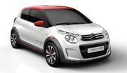 Citroën C1 Swiss & Me Concept 2014 : la citadine déjà réinterprétée