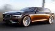 Volvo présente son Concept Estate