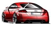 Audi TT 2014 : Pleins feux sur les phares