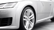 Audi TT 2015, teaser officiel