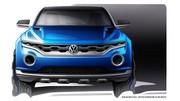 Volkswagen T-ROC concept : un avant goût du SUV urbain