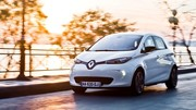 Renault Zoé : plus chère mais plus facilement rechargeable