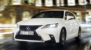 Essai Lexus CT 200h : une premium toujours plus propre