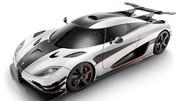 "La Koenigsegg One:1 se voudra la première ""megacar"""