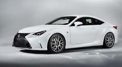 Lexus dévoile la RC F Sport