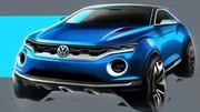 Volkswagen : le T-ROC sur base de Golf