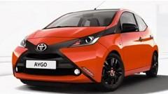 Toyota Aygo : la triplette de Kolin