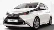 Toyota Aygo 2014 : Dossier classé X