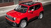 Jeep Renegade : Bandit en fuite