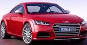 L'Audi TT en fuite
