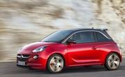 Opel Adam S 1.4 turbo 150 ch Une M...Adam...e dévergondée