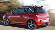 Opel Adam S : une bombinette turbo