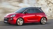 Opel Adam S : l'Abarth 500 en ligne de mire