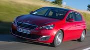 Peugeot 308 : élue voiture de l'année 2014