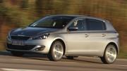 Voiture de l'année 2014 : la Peugeot 308 succède à la Golf