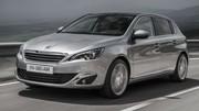 La Peugeot 308 a été élue Voiture de l'Année 2014 en Europe