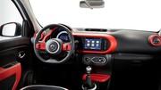 Intérieur Renault Twingo : Dans l'air du temps