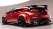 Honda Civic Type R Concept : toutes les photos !