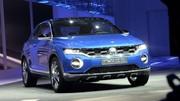 Volkswagen T-ROC Concept : le crossover parcourt les pistes