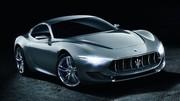 Maserati Alfieri : Prédateur aux aguets