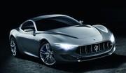 Maserati Alfieri : joyeux anniversaire !