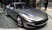 Maserati Alfieri Concept : cadeau pour le centenaire