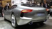 """Maserati Alfieri concept, la """"petite"""" prometteuse"""