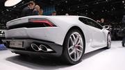 Genève: Lamborghini lève le voile sur la remplaçante de la Gallardo
