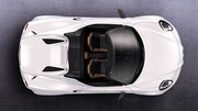 Alfa Romeo 4C Spider : arrivée en 2015