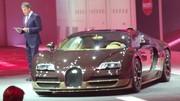Bugatti Veyron Grand Sport Vitesse Rembrandt : La tournée des Légendes se poursuit