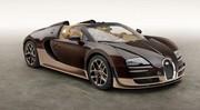 Une Veyron en l'honneur de Rembrandt Bugatti