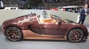 Bugatti Veyron Grand Sport Vitesse Legend Rembrandt