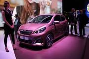 Nos photos de la Peugeot 108