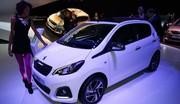 Peugeot dégaine trois 108