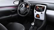 Intérieur Peugeot 108 : Les portes s'ouvrent