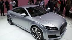 Audi TT (2014) : un grand show au salon de Genève, mais peu de surprise