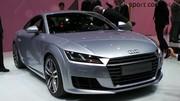Premier contact Audi TT : Cœur nouveau