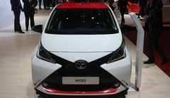 Toyota Aygo : girly !