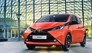 Nouvelle Toyota Aygo : le renouveau