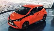 Nouvelle Toyota Aygo: petite séductrice