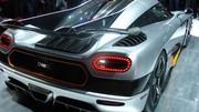 Koenigsegg One: l'hypercar du salon