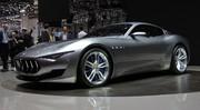 La Maserati Alfieri concept