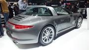 Porsche 911 Targa : revival