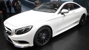 Mercedes Classe S Coupé : gros standing