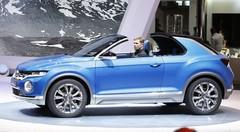 Volkswagen T-Roc : un concept-car d'avenir